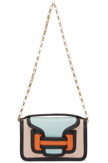 Pierre Hardy - Multicolor Alpha Clutch