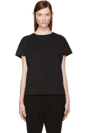 Marni - Black Tie Back T-Shirt
