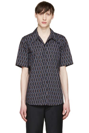 Marni - Multicolor Geometric Shirt