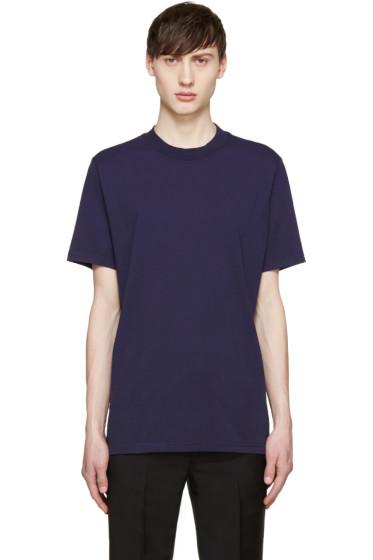 Paul Smith Jeans - Blue Jersey T-Shirt