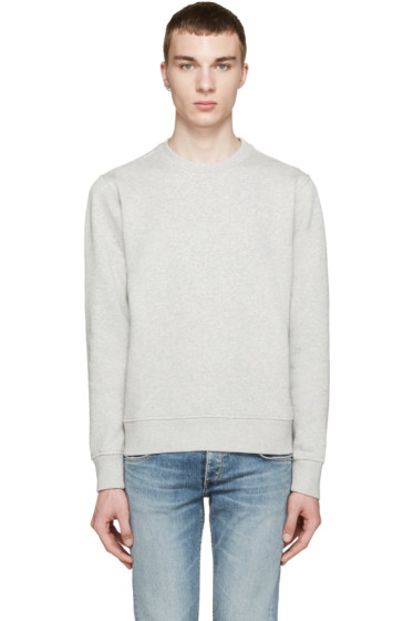 Paul Smith Jeans - Grey Crewneck Sweatshirt