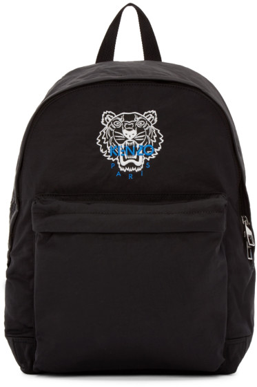Kenzo - Black Tiger Backpack