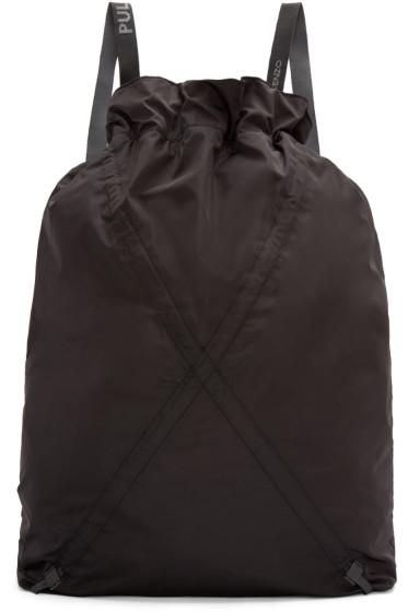 Kenzo - Black Nylon Runway Backpack