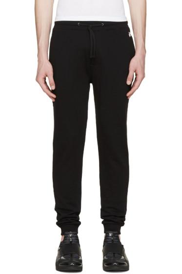 Kenzo - Black Small Logo Lounge Pants