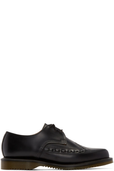 Dr. Martens - Black Leather Ally Creepers