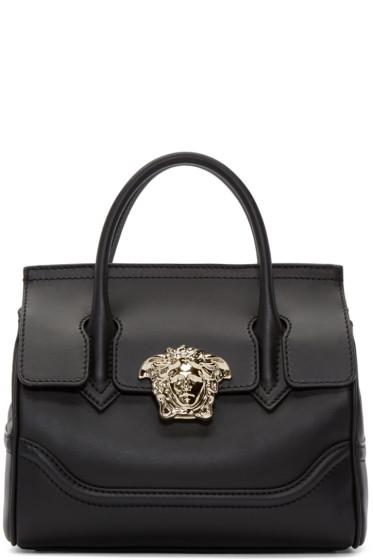 Versace - Black Medium Palazzo Bag