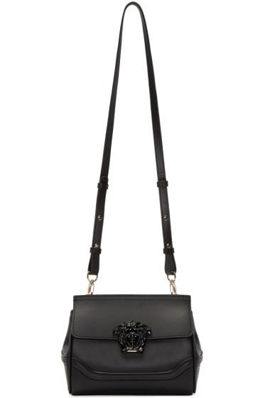 Versace - Black Small Palazzo Shoulder Bag