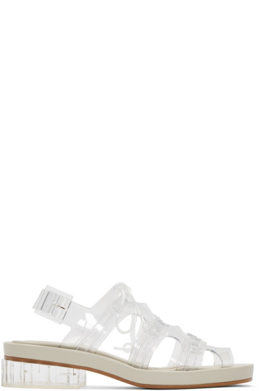 Simone Rocha - Clear Jelly Sandals