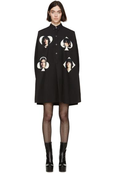 Undercover - Black Stone Shirt Dress