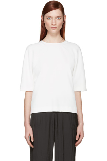 Dion Lee - White Box Tie Blouse