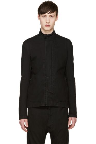 Julius - Black Denim Jacket