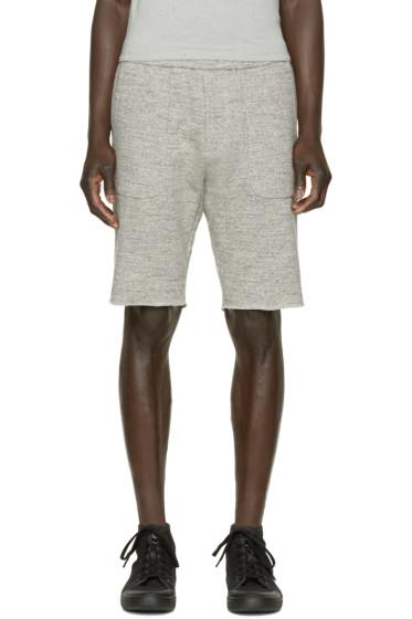 Nanamica - Grey Lounge Shorts