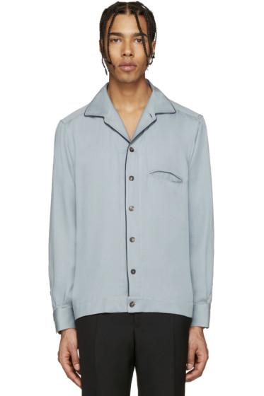Umit Benan - Blue Cuba 50s Shirt