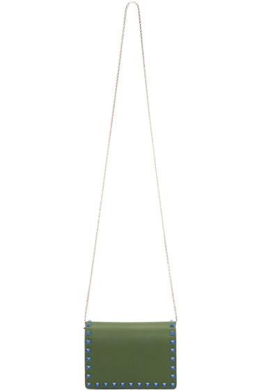 Valentino - Multicolor Small Rockstud Shoulder Bag