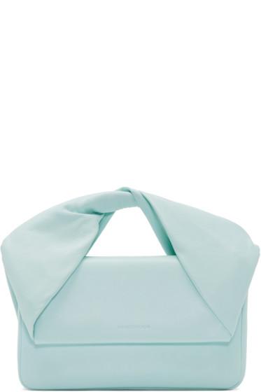 J.W.Anderson - Blue Twist Bag
