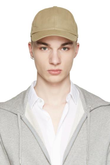 AMI Alexandre Mattiussi - Khaki Classic Cap