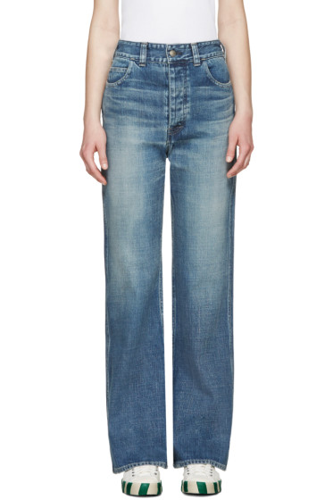 Visvim - Blue Social Sculpturess Jeans