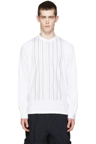 Visvim - White Marcella Jurta Shirt