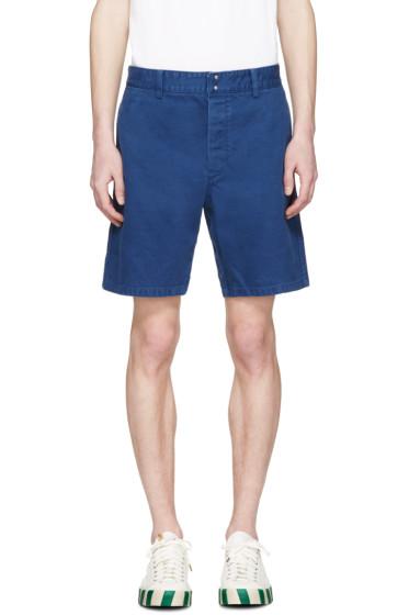 Visvim - Navy Pastoral Shorts