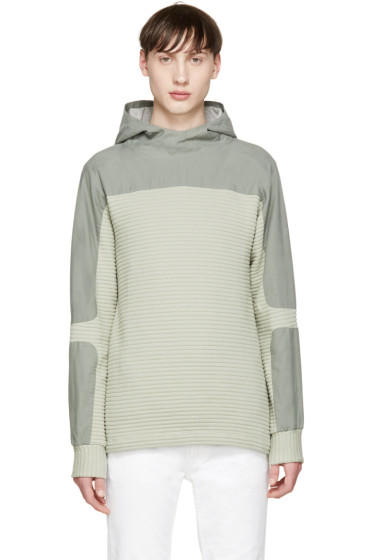 Tim Coppens - Green Ribbed ASLT Hoodie