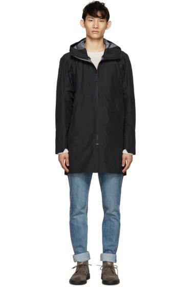 Arc'teryx Veilance - Black Monitor Coat