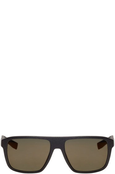 Mykita - Black Mylon Buzz Sunglasses