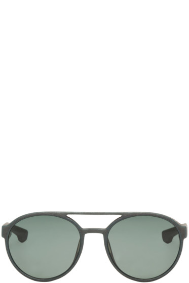 Mykita - Grey Mylon Targa Sunglasses