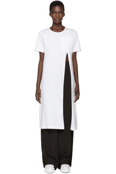 Facetasm - White Jersey T-Shirt