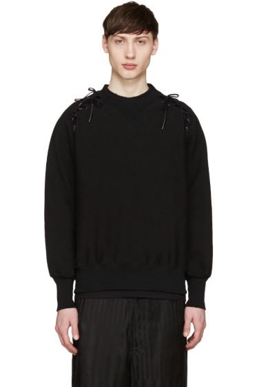 Facetasm - Black Tie Pullover
