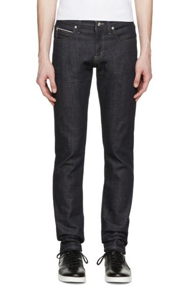 Naked & Famous Denim - Indigo Selvedge Super Skinny Guy Jeans