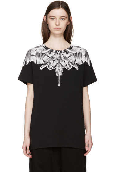 Marcelo Burlon County of Milan - Black Morella T-Shirt