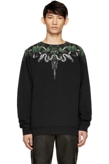 Marcelo Burlon County of Milan - Black Moa Sweatshirt