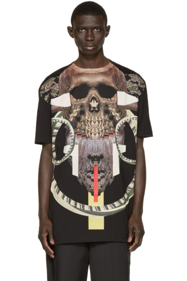 Marcelo Burlon County of Milan - Black Guanajay T-Shirt
