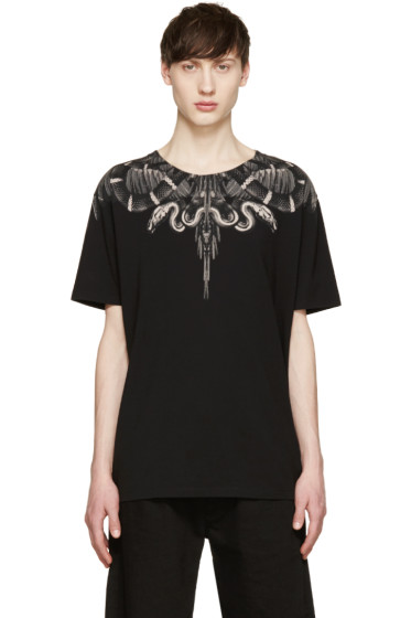 Marcelo Burlon County of Milan - Black Moa T-Shirt