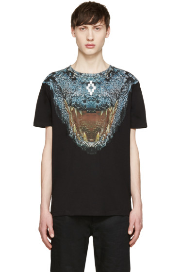 Marcelo Burlon County of Milan - Black Recoleta T-Shirt