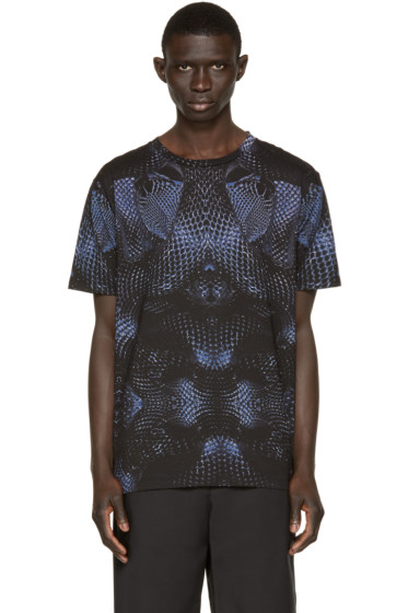 Marcelo Burlon County of Milan - Black Potosi T-Shirt