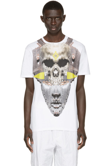 Marcelo Burlon County of Milan - White Providencia T-Shirt