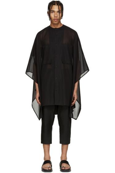 Alexandre Plokhov - Black Katan Shirt