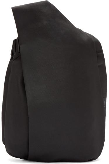 Côte & Ciel - Black Canvas Isar Backpack