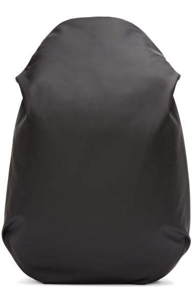 Côte & Ciel - Black Coated Obsidian Nile Backpack
