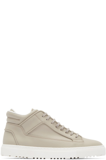 ETQ Amsterdam - Grey Mid 2 Sneakers