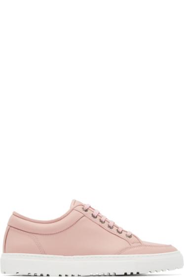 ETQ Amsterdam - Pink Low 2 Sneakers