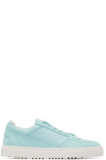 ETQ Amsterdam - Blue Low 3 Sneakers