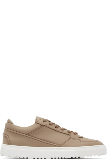 ETQ Amsterdam - Brown Low 3 Sneakers