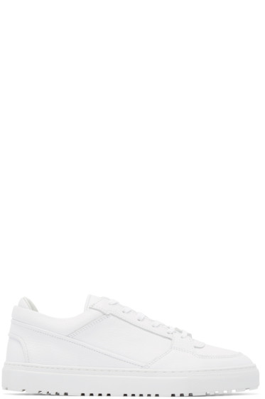 ETQ Amsterdam - White Low 3 Sneakers