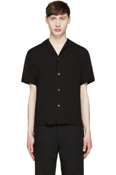 Christian Dada - Black Short Sleeve Shirt