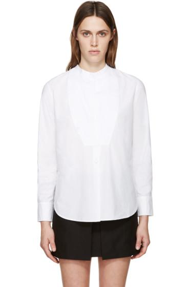 Isabel Marant Etoile - White Poplin Drani Shirt