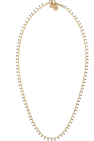 Isabel Marant - Gold Casablanca Necklace