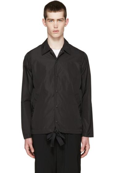 Johnlawrencesullivan - Black 'Surrender' Jacket