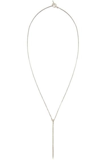 Pearls Before Swine - Silver Thorn Pendant